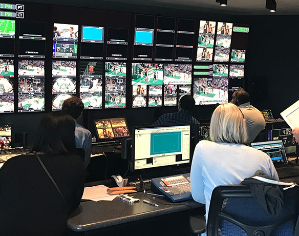 The Switch Blog - Sports Broadcasting