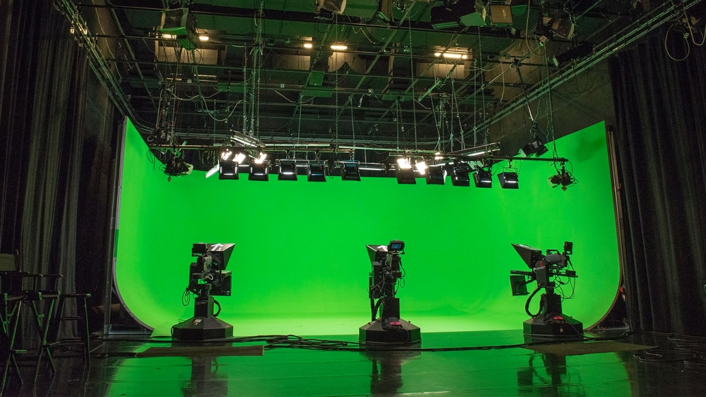 The Switch Tv Live Production Burbank Virtual Stage