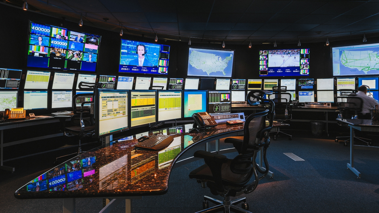 The Switch TV - NOC Control Room