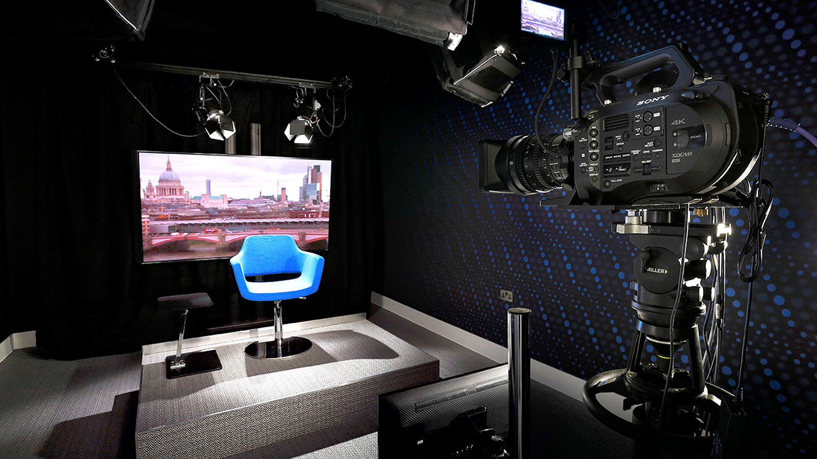 The Switch Tv Studios London Studio