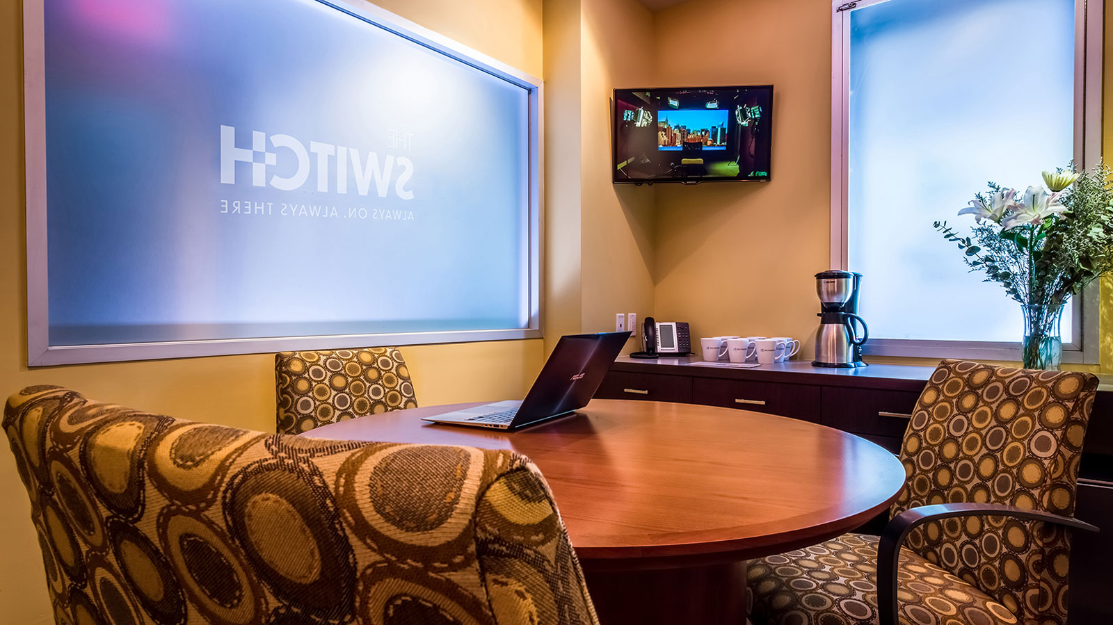 The Switch Tv Studios New York Green Room