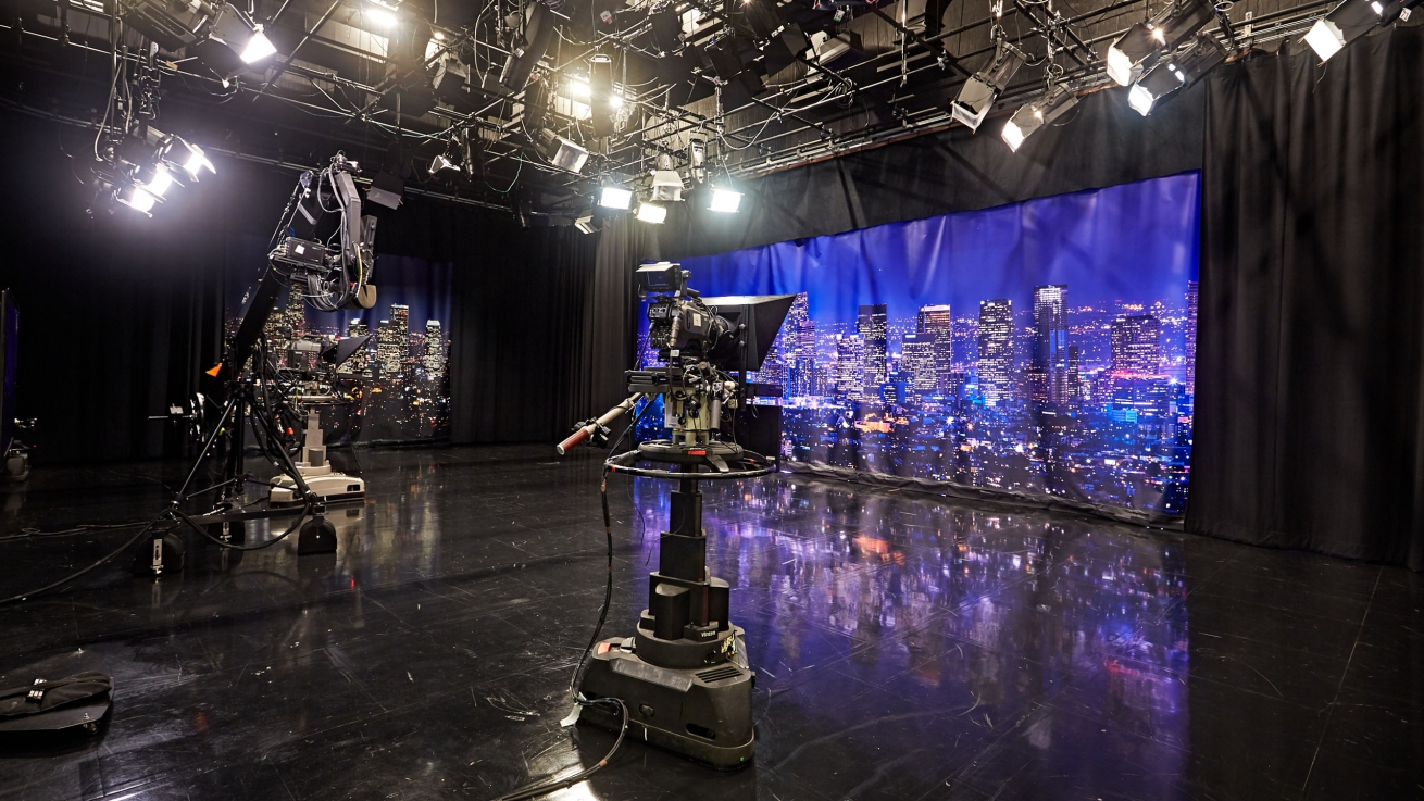 The Switch - TV - Studios - Production - Space